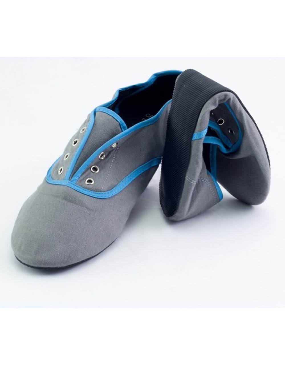 Péče o chodidlo  CatMotion STRAND BLUE skládací boty do kabelky bab262c79a